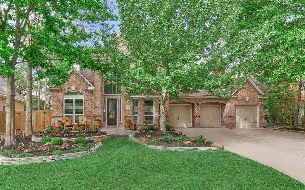 18 Moss Bluff Court, The Woodlands, TX, 77382,