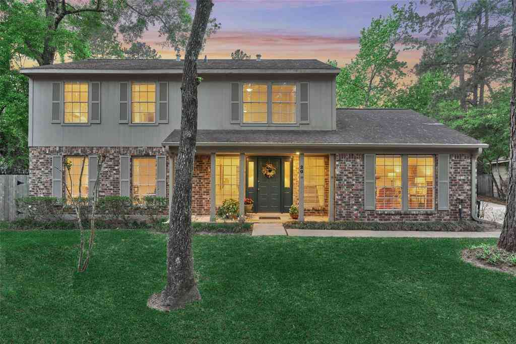 20 Ridgeline Court, The Woodlands, TX, 77380,