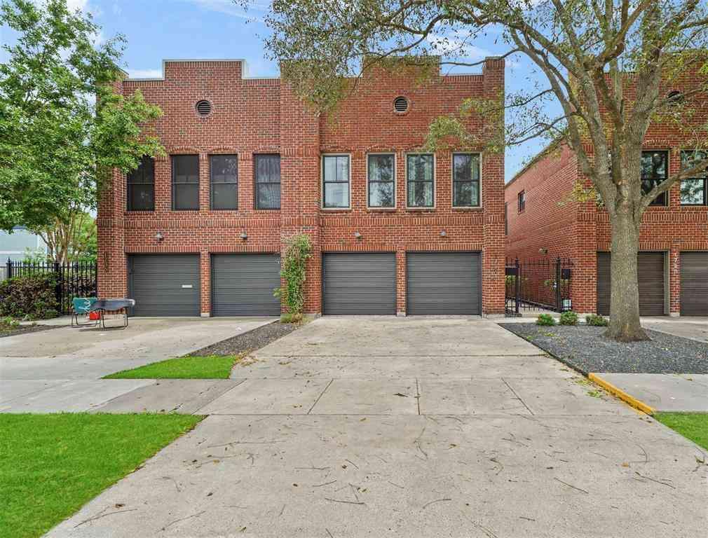 1732 Nicholson Street, Houston, TX, 77008,