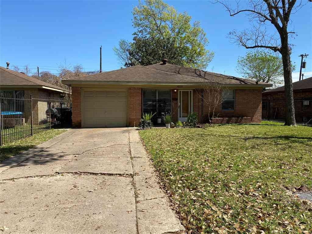 4510 Billingsley Street, Houston, TX, 77009,