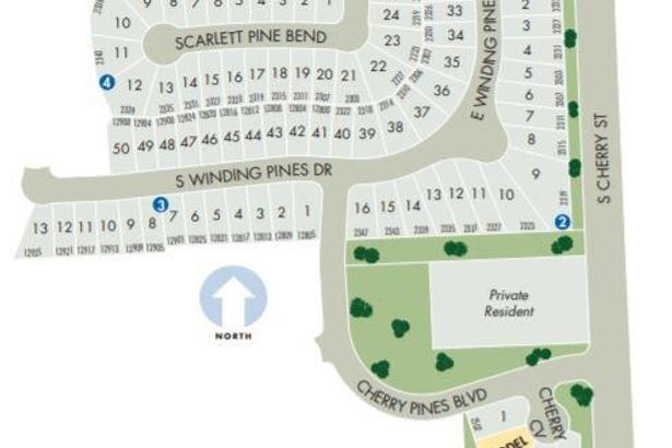 12901 S Winding Pines Drive