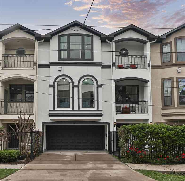 5506 Blossom Street, Houston, TX, 77007,