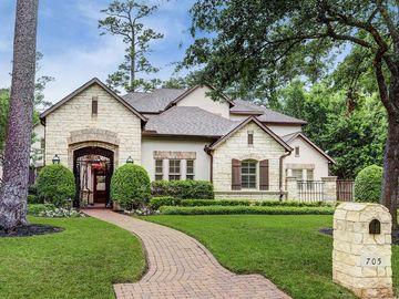 705 W Creekside Drive, Hunters Creek Village, TX, 77024,