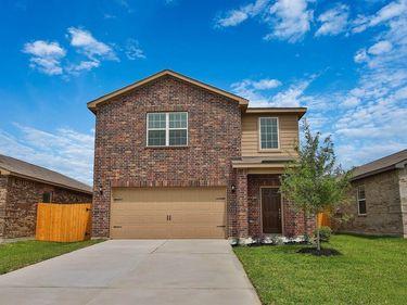 11103 Hillside Creek Drive, Humble, TX, 77396,