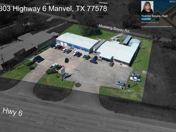 22303 Highway 6, Manvel, TX, 77578,