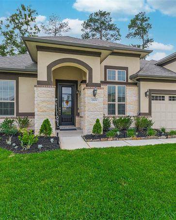 2808 Jehlon Lane Conroe, TX, 77385