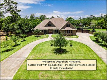 1010 Shore Acres Boulevard, Shoreacres, TX, 77571,
