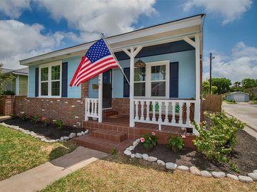 1504 Bowie Drive, Galveston, TX, 77551,