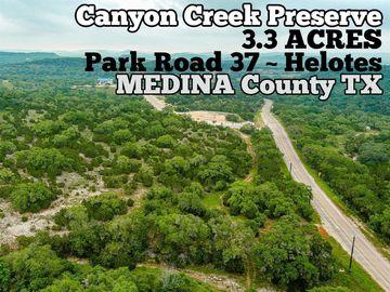Lot 43 Park Road 37, Helotes, TX, 78023,