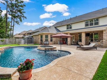 30731 Raleigh Creek Drive, Tomball, TX, 77375,