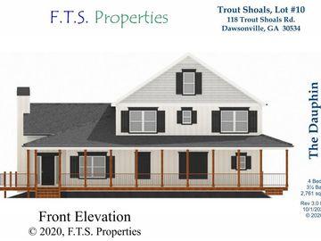 118 Trout Shoals Road, Dawsonville, GA, 30534,