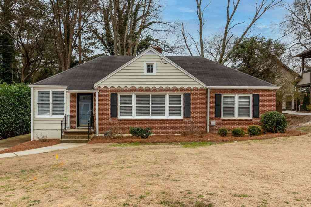 279 Midvale Drive NE, Atlanta, GA, 30342,