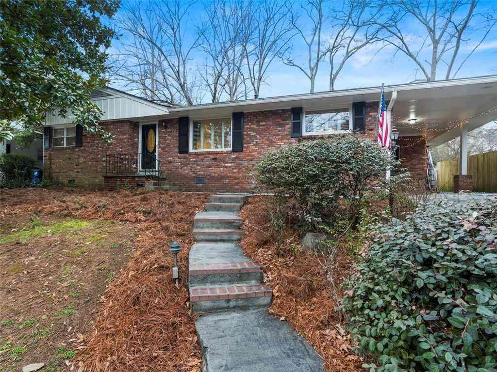382 Valley Brook Drive NE, Atlanta, GA, 30342,