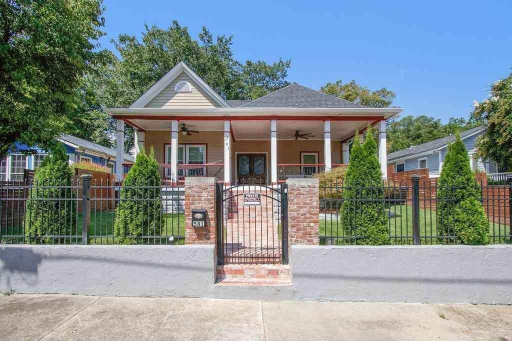 581 Formwalt Street SW, Atlanta, GA, 30312,