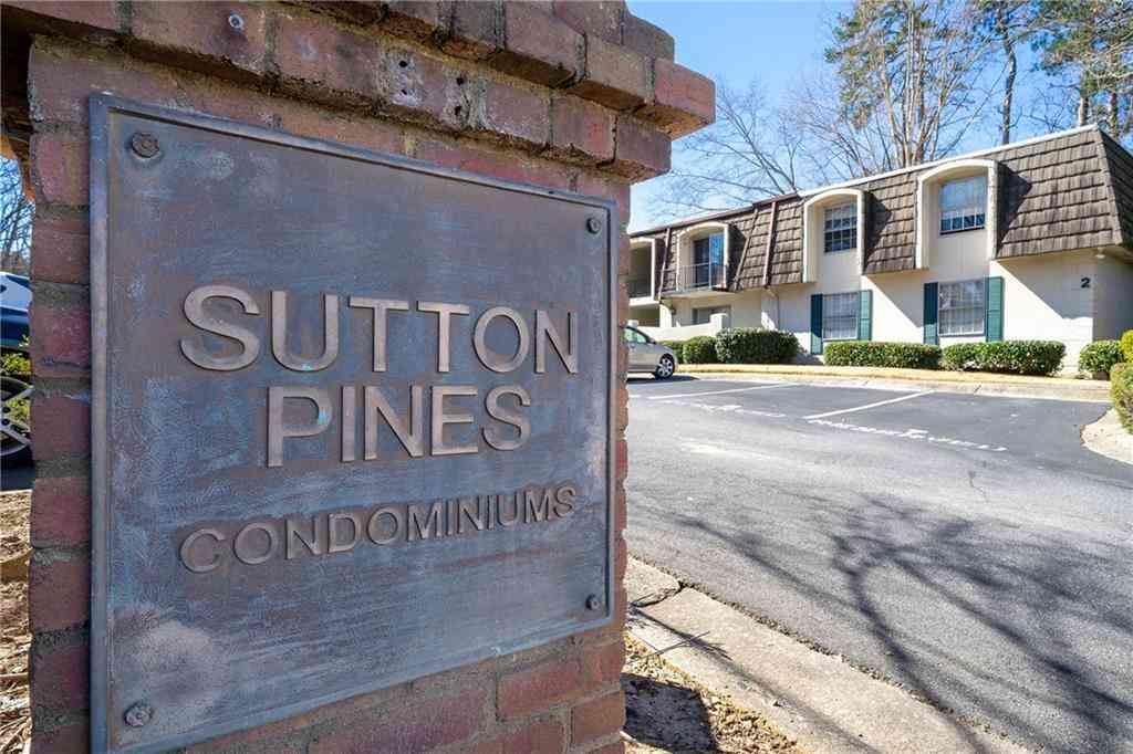 725 Dalrymple Road #1D, Sandy Springs, GA, 30328,
