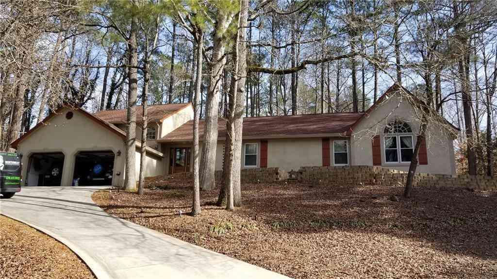 2669 Chimney Springs Drive, Marietta, GA, 30062,