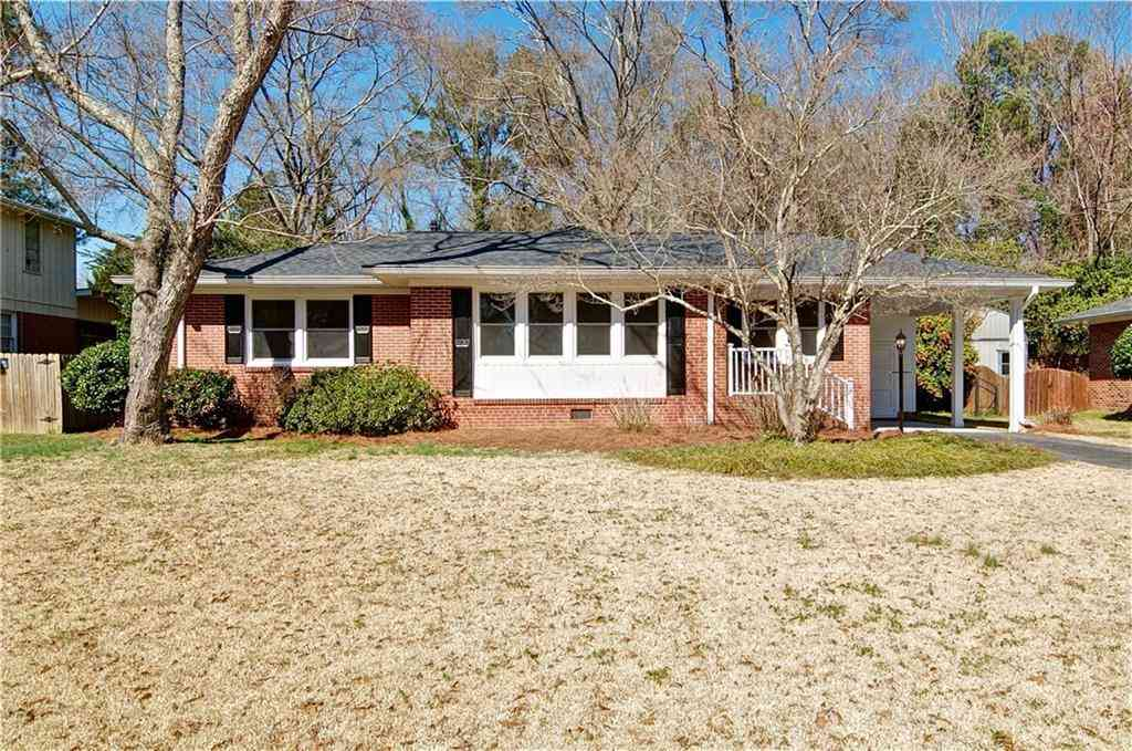 526 Columbia Drive SW, Marietta, GA, 30064,