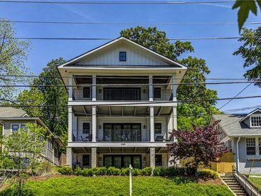 1165 Monroe Drive NE, Atlanta, GA, 30306,