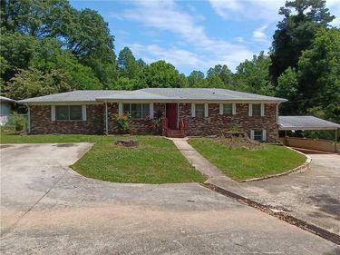2033 Cardell Road, Austell, GA, 30168,