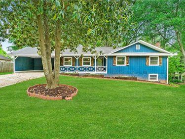 4603 Sandycroft Court, Austell, GA, 30106,