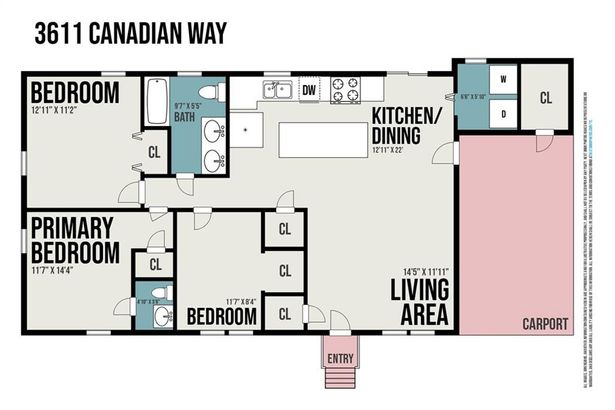 3611 Canadian Way