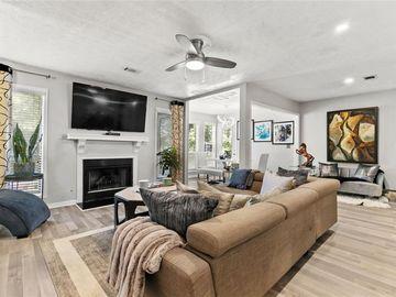 Sunny Living Room, 3826 WOODRIDGE Way, Tucker, GA, 30084,