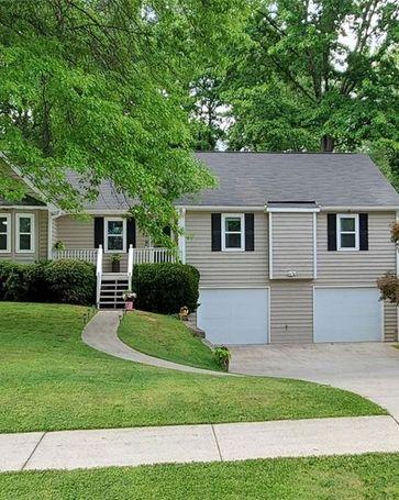 1562 MILFORD CREEK Lane SW Marietta, GA, 30008