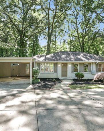 1957 WELLBOURNE Drive NE Atlanta, GA, 30324