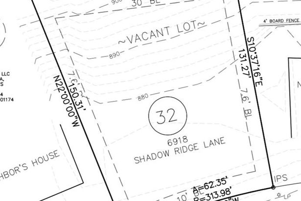 6918 Shadow Ridge Lane
