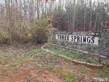 331 Three Springs Lane, Pittsboro, NC, 27312,