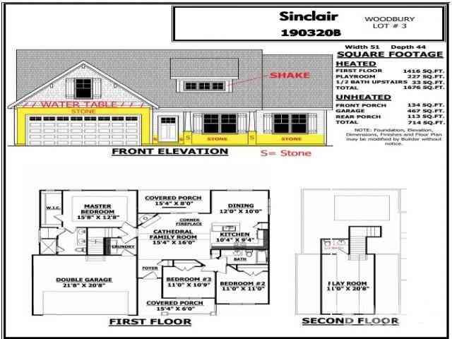 113 Edgefield Drive, Sanford, NC, 27332,