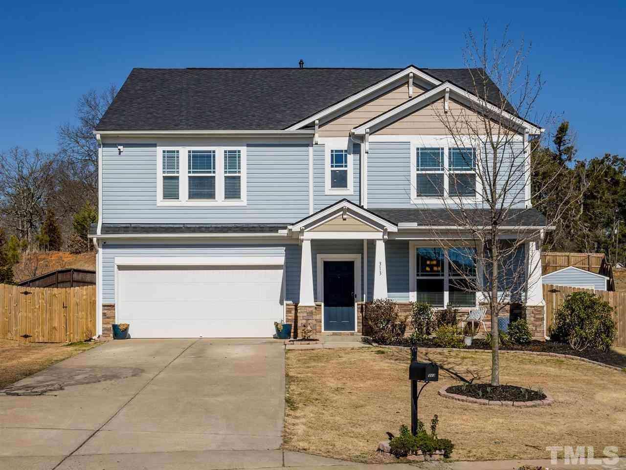 313 Quartermaster Drive, Sanford, NC, 27330,