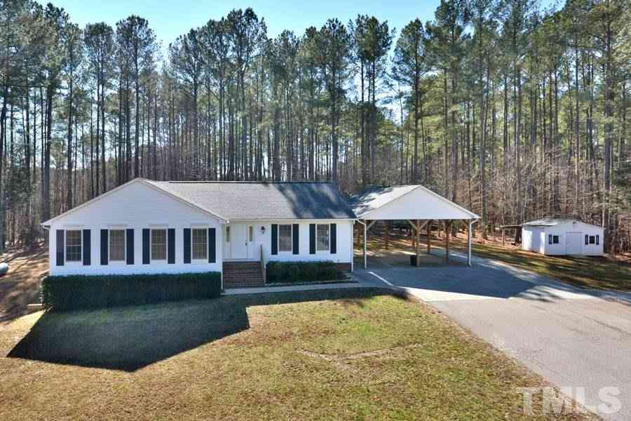 1613 Bent Road, Wake Forest, NC, 27587,