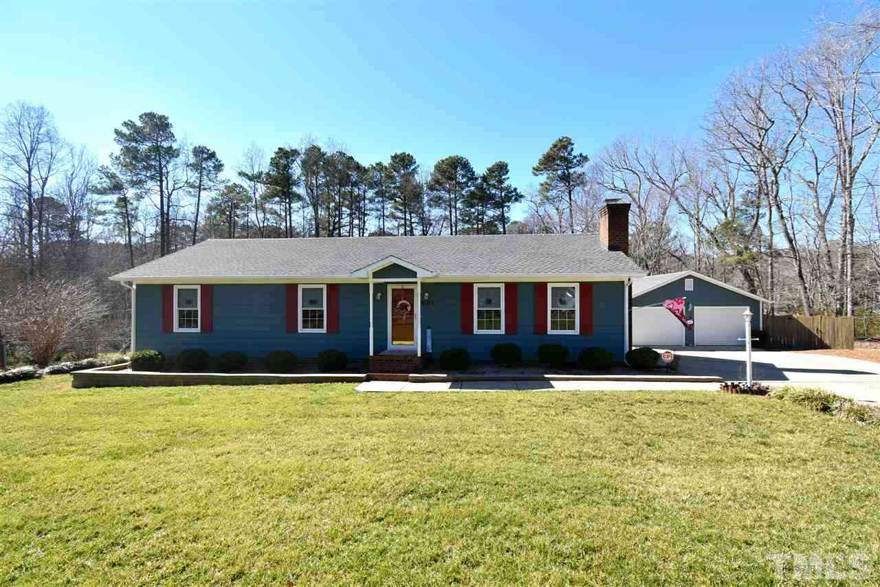 6123 Russell Road, Durham, NC, 27712,
