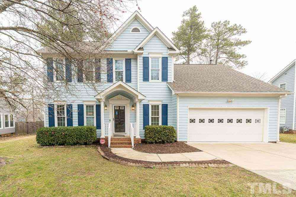 202 Copper Green Street, Cary, NC, 27513,