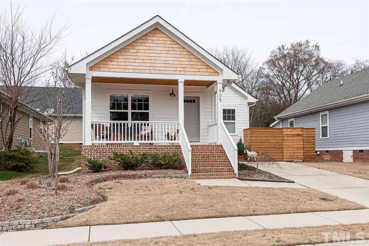 905 Dorothy Sanders Way, Raleigh, NC, 27601,