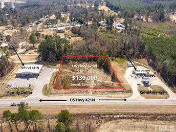 None N US 421, Lillington, NC, 27546,