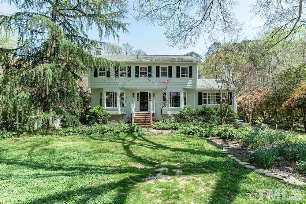 815 Churchill Drive, Chapel Hill, NC, 27517,
