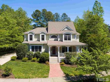 100 Old Larkspur Way, Chapel Hill, NC, 27516,