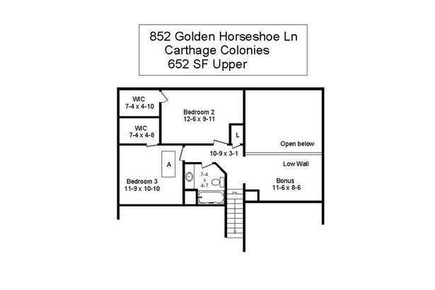 852 Golden Horseshoe Lane