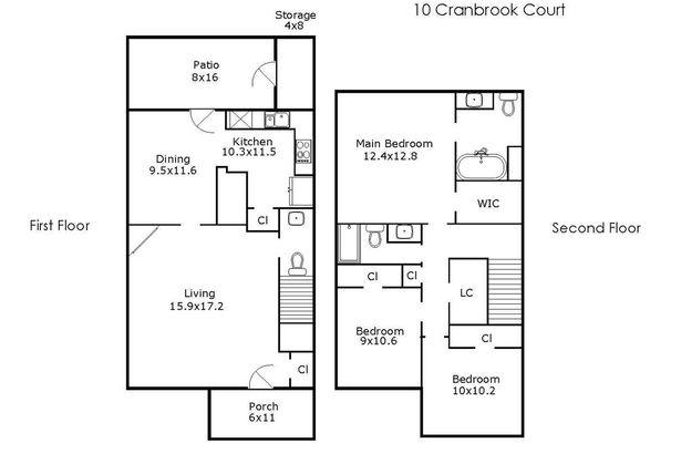 10 Cranbrook Court