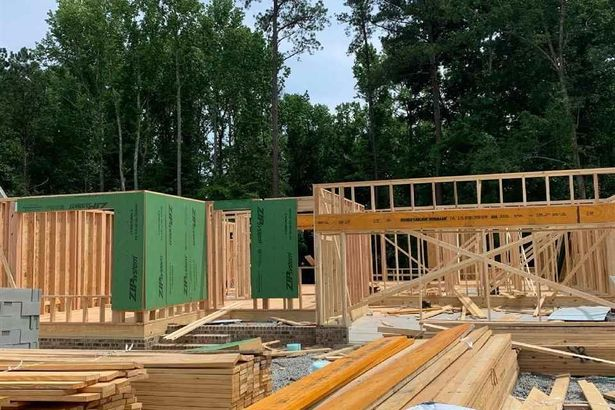 2344 Glade Mill Court #286 LOT