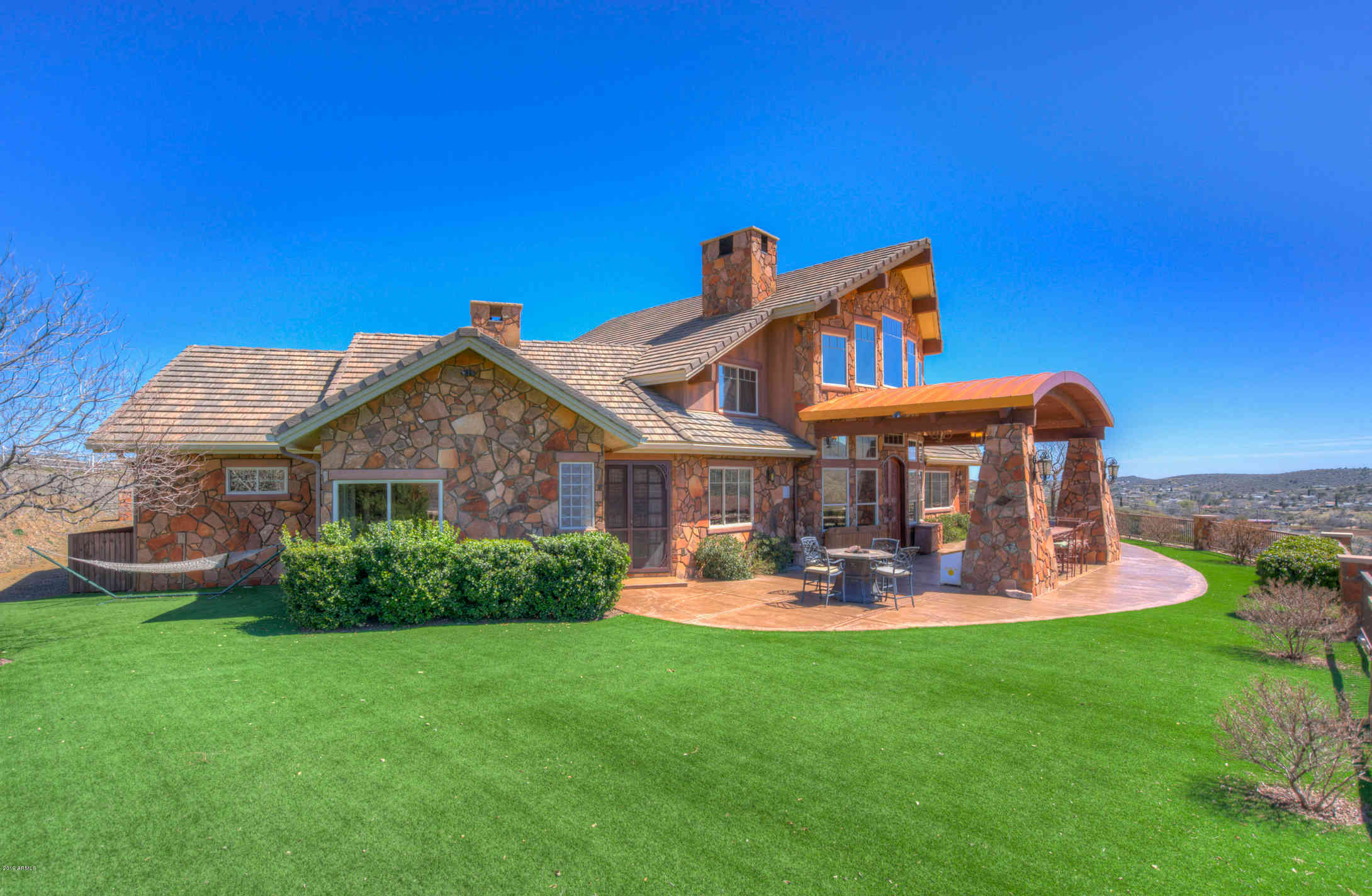 8960 S CUTTING EDGE RANCH Trail, Mayer, AZ, 86333,