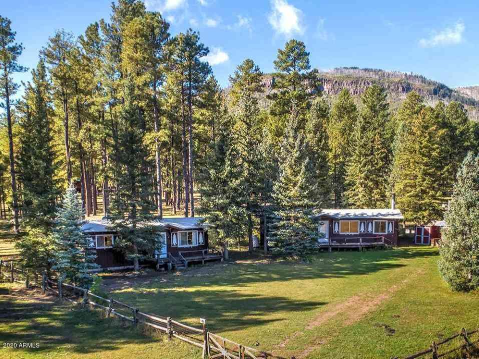 25329 Hwy 191 --, Alpine, AZ, 85920,