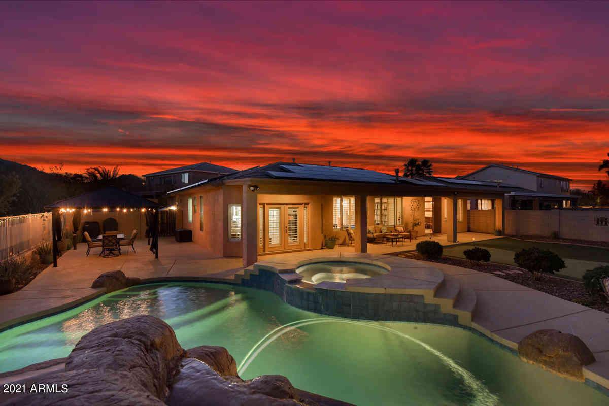 6511 W SILVER SAGE Lane, Phoenix, AZ, 85083,