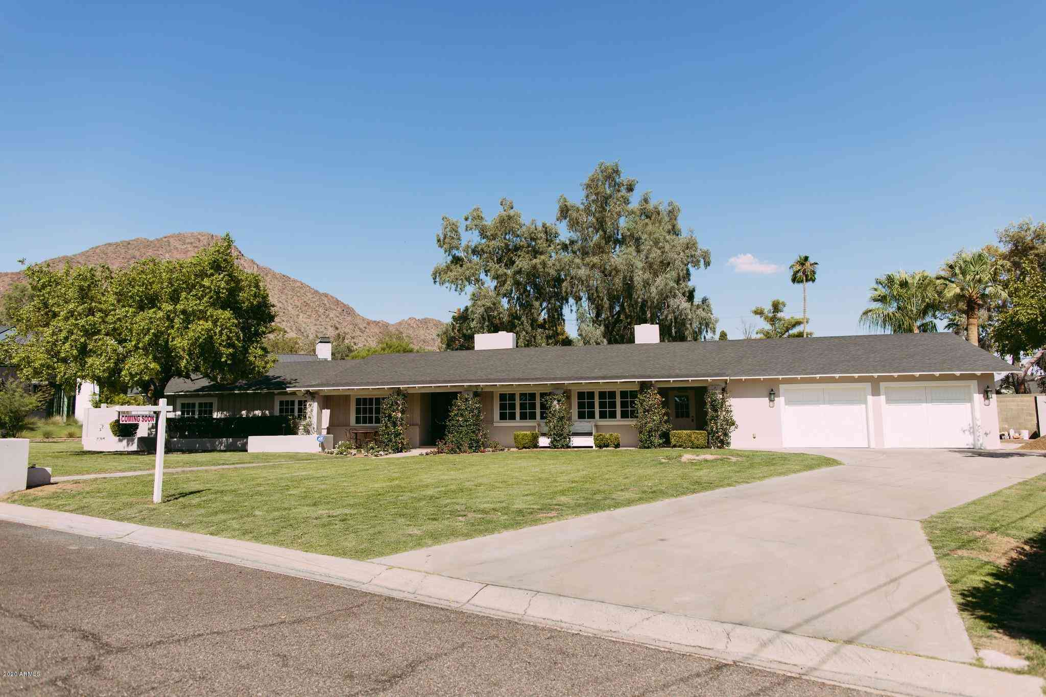 4701 N DROMEDARY Road, Phoenix, AZ, 85018,
