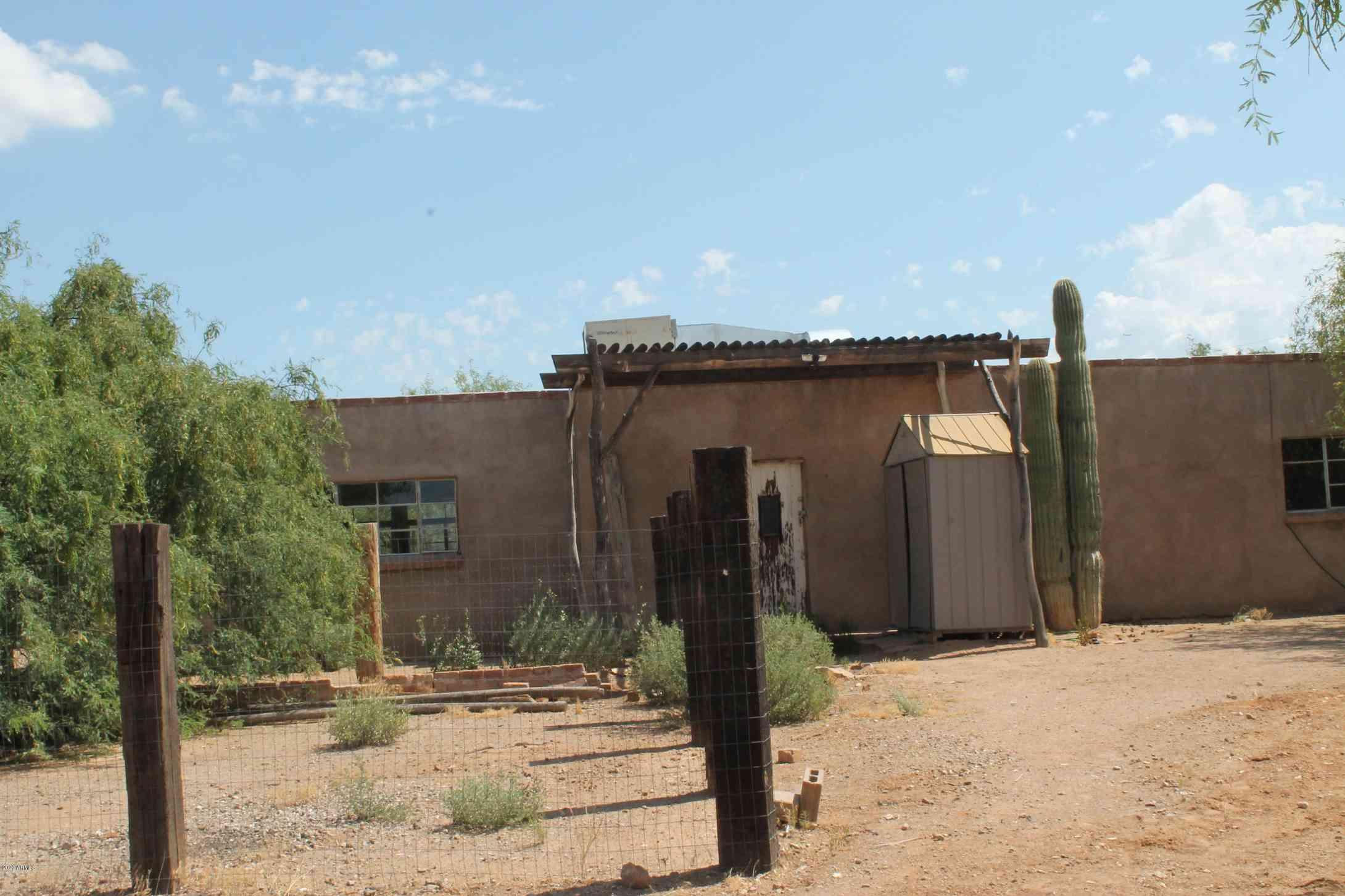 4820 S FRED Avenue, Tucson, AZ, 85735,