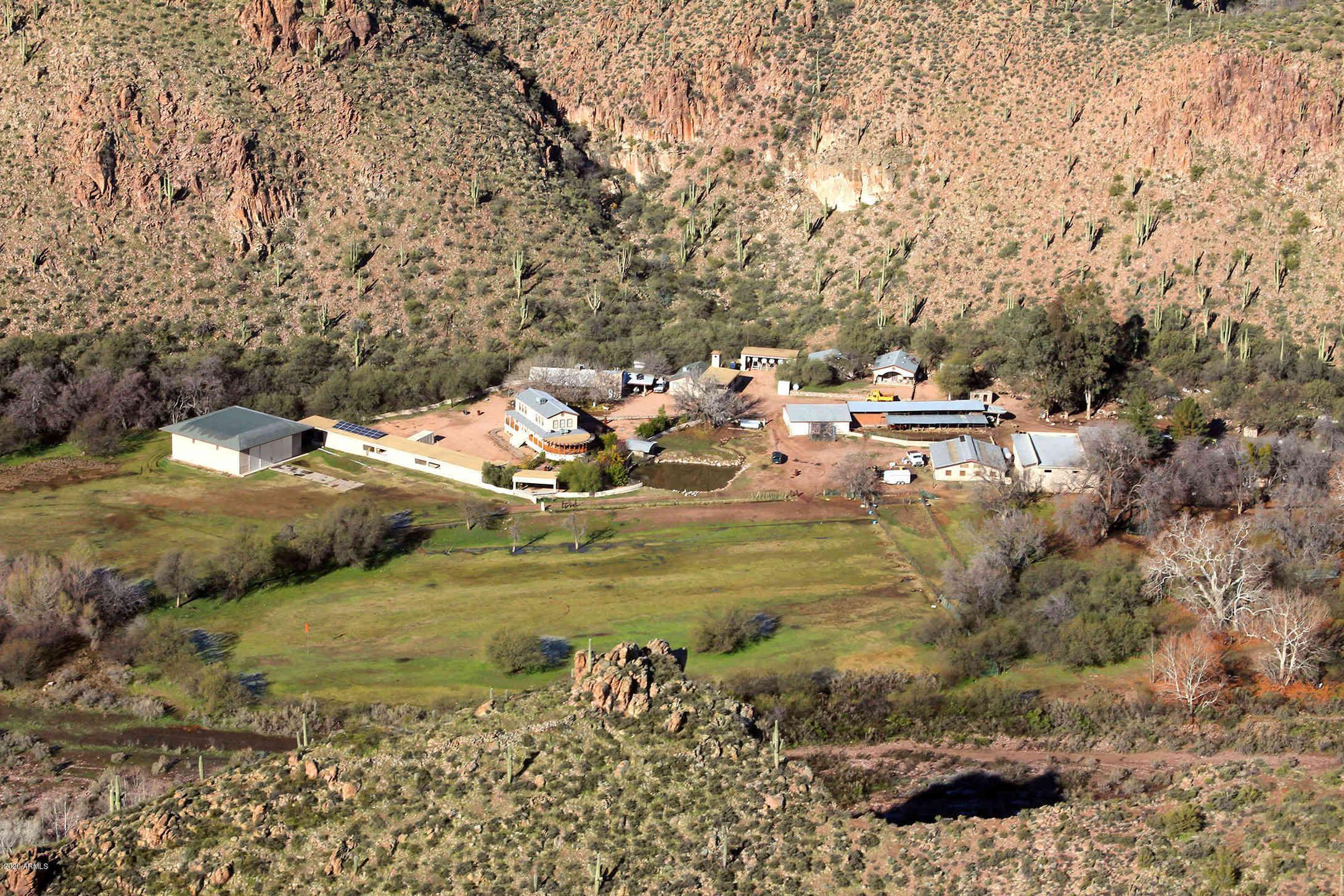 1571 S FSR 87 Highway, Globe, AZ, 85501,