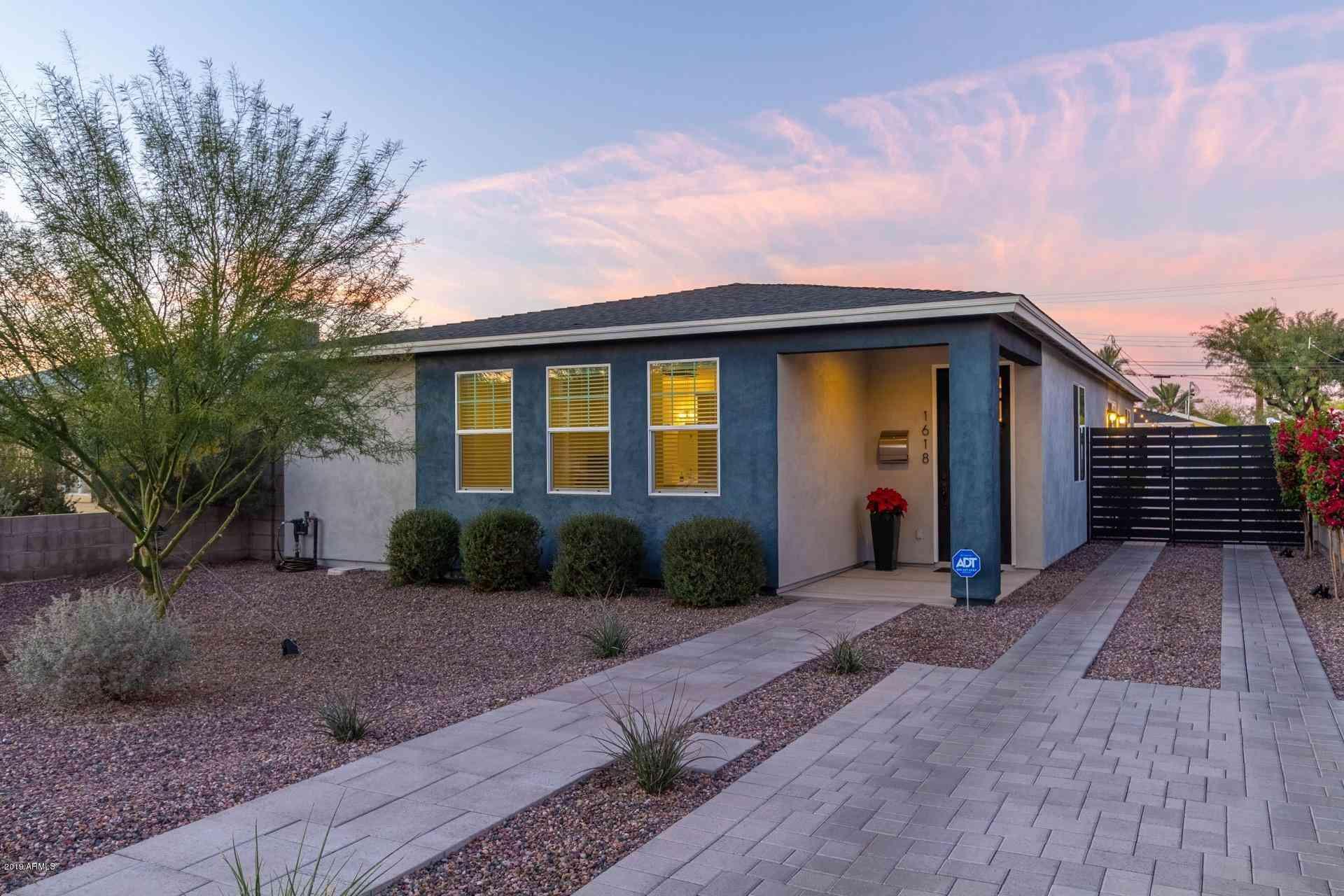 1618 W CULVER Street, Phoenix, AZ, 85007,