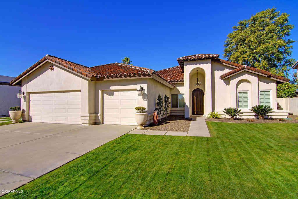 1116 N Date Palm Drive, Gilbert, AZ, 85234,